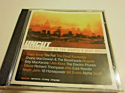 Various – 17-Track Guide To The Month's Best Music [Uncut CD] Fall Mogwai