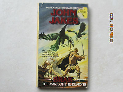 The Mark of Demons No. 2 by John Jakes (1981, Paperback)