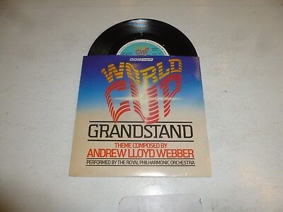 Royal Philharmonic Orchestra Bbc   World Cup Grandstand   1982 Football Theme