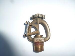 International-sprinkler-co-FIRE-SPRINKLER-HEAD-B-24-fusible-link-1924-vintage