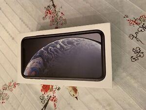 iPhone XR noir 128 go