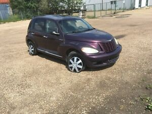 2004 Chrysler PT Cruiser 2.4L Turbo Touring Edition