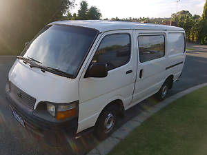 Toyota  Hiace Woodvale Joondalup Area Preview