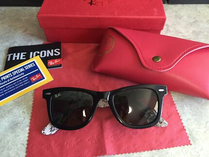 New Authentic RAYBAN Rare Prints Limited Series Wayfarer East Gosford Gosford Area Preview