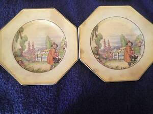 FINE CHINA PLATES AND TEA CUP + PLATE Crestmead Logan Area Preview