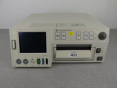 Ge Corometrics 120 Series Maternal Fetal Patient Monitor 0129 3635