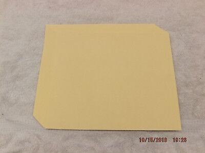 .006 Tympan Paper For Adana 8x5 Letterpress Platen - Pack Of 25 Sheets - New