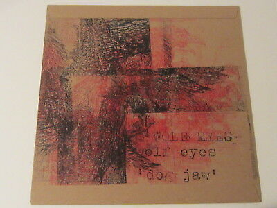 WOLF EYES Dog Jaw LP heresee records NOISE EXPERIEMENTAL rare oop UNPLAYED