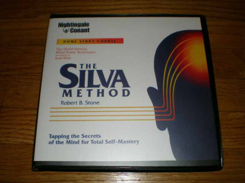 The Silva Method Home Study Course (8 CD Set With CD Workbook)