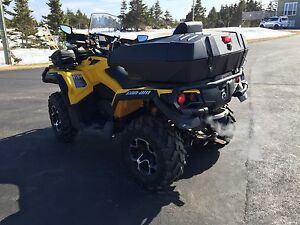 CAN-AM  OUTLANDER MAX 1000 XT