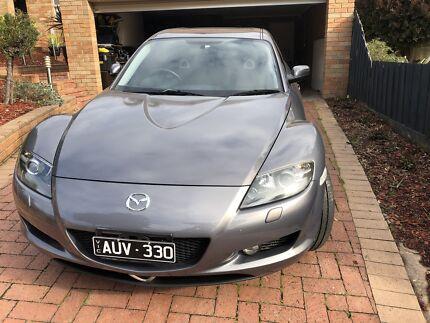 Mazda RX8 luxury edition  Eltham Nillumbik Area Preview