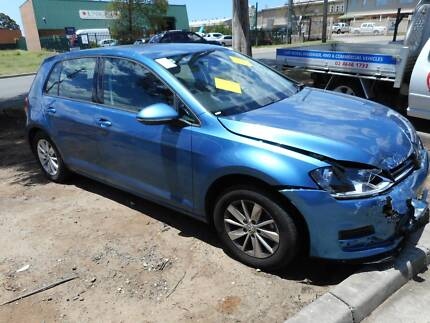 Volkswagen Golf 2015 TSI 1.4 T AUTO HATCH BACK NOW WRECKING V2921 Narellan Camden Area Preview