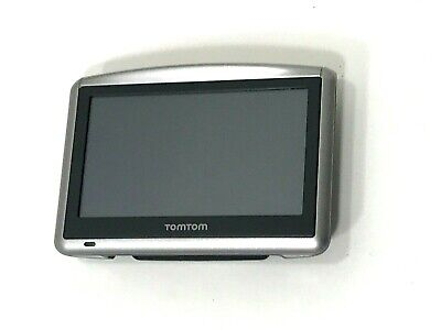 "TomTom One XL (4S00.000), GPS, 4"" Touch Screen, Unit Only, Tested, WORKS"