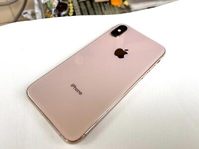 Apple iPhone XS 512GB Unlocked Gold Excellent Condition