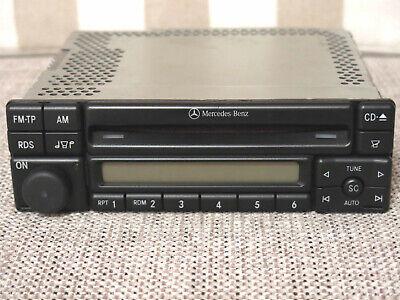 Autoradio Mercedes Special CD Alpine MF2297 RARITÄT W202 W208 W210 R129 R170