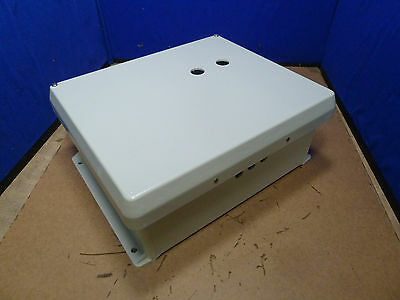 Vynckier Vj1210w Non-metal Enclosure Vynco 12 X 10 X 5 I.d. 17-m