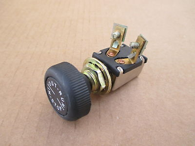 Ignition Switch For Ih International Td-18a Td-20 Td-6 Td-9