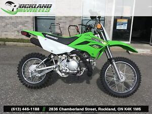 kawasaki klx 110 | buy or sell used or new motocross or dirt bike