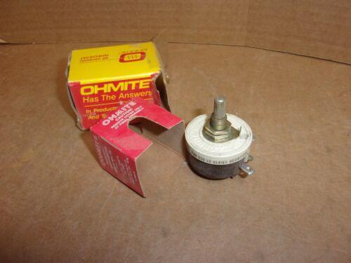 Ohmite Rheostat RHS5K0 , model H , new