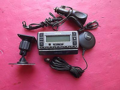 SIRIUS SV3 Stratus 3 XM  radio Receiver/W car kit--LIFETIME SUBSCRIPTION