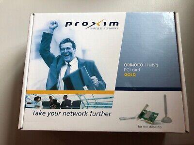 DRIVERS UPDATE: PROXIM 8482-FC