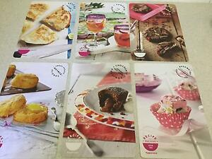 Tupperware recipe cards Bulleen Manningham Area Preview