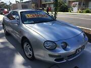 1998 AUTO Toyota SX Celica Coupe Comes with r.w.c. Black Leather Ferntree Gully Knox Area Preview