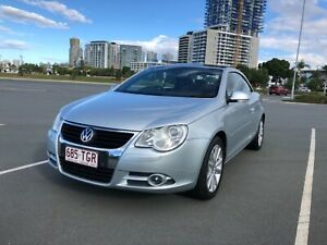 2008 VW Eos FSI 1F 2.0 T 6 Speed Manual Southport Gold Coast City Preview