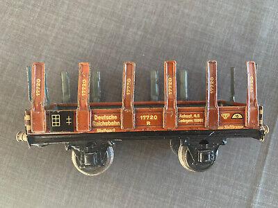 Märklin H0 17720 Rungenwagen - um 1935