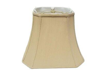 Royal Designs Square Cut Corner Bell Lamp - Cut Corner
