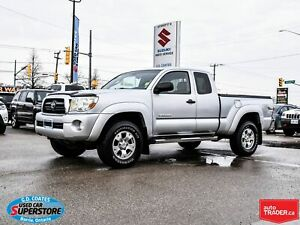2005 Toyota Tacoma SR5 TRD Off Road Extended Cab 4x4