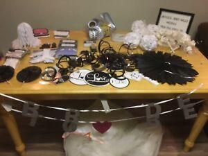 Miscellaneous Bridal Shower Items