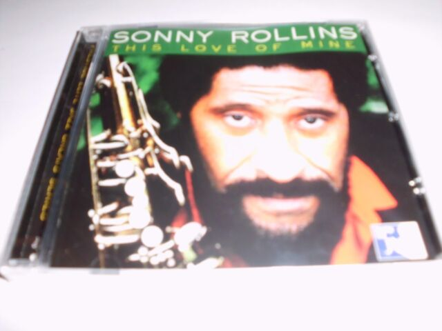 Sonny Rollins - This Love of Mine CD - OVP