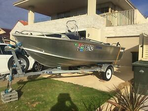 Stessco Catcher 450 boat Joondalup Joondalup Area Preview