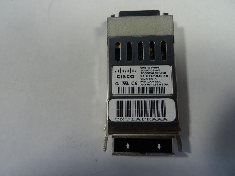 CISCO WS-G5484  ORIGINAL   1000BASE-SX GBIC