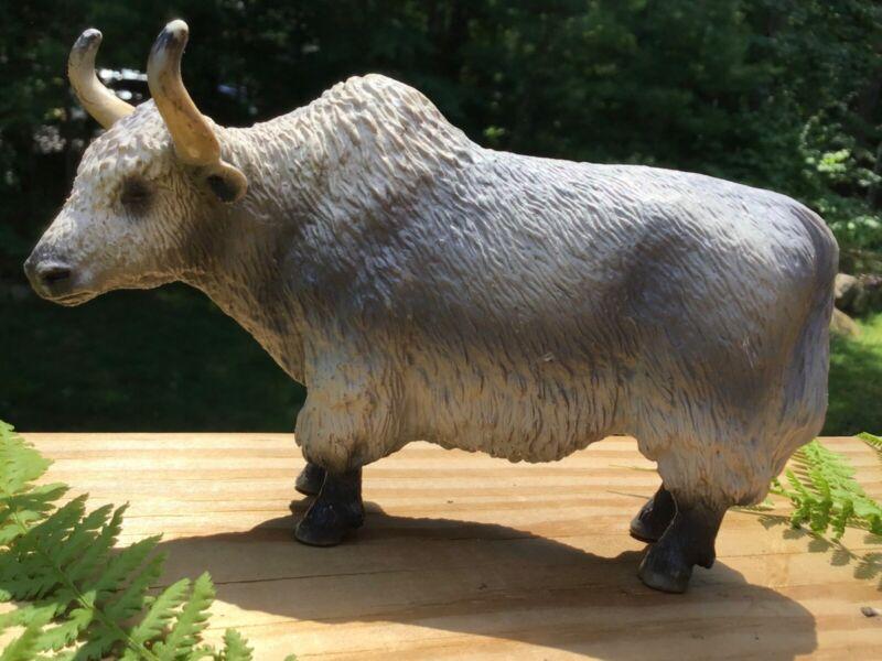 SCHLEICH YAK 2009 Wild Animal figure - Retired 14616 Rare!