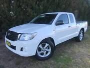 2014 Toyota Hilux SR EXTRA CAB V6 AUTO Ute Richmond Hawkesbury Area Preview