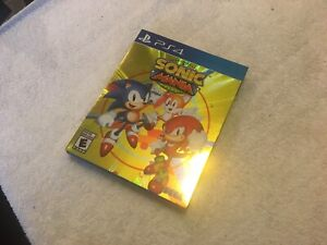PS4 Sonic Mania PlayStation 4 - 25$