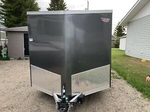 Ameri-lite by Forest River all aluminum 7x14 enclosed trailer