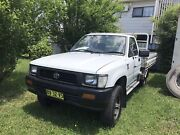 1994 Toyota Hilux South Maitland Maitland Area Preview