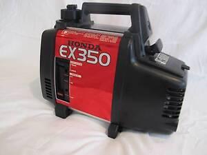 Honda EX350 Lightweight Portable Generator Banksia Beach Caboolture Area Preview