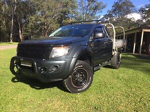 Ford Ranger PX 4x4 3.2 L Glossodia Hawkesbury Area Preview