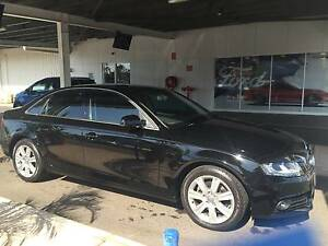 2009 Audi A4 Sedan Darwin CBD Darwin City Preview