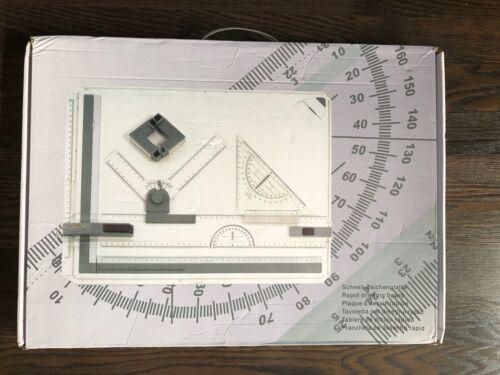 Schnell - Zeichenplatte Rapid A3 Drawing Board, Brand new