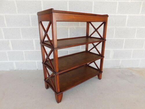 """Ethan Allen Open Bookshelf 32""""W x 38""""H"""