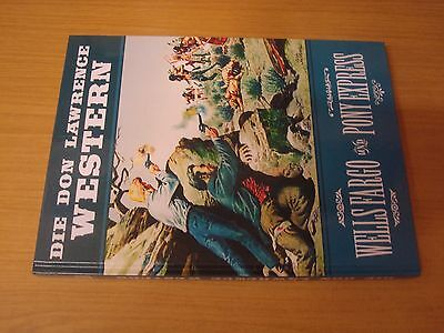 Die Don Lawrence Western HC deutsch Comic
