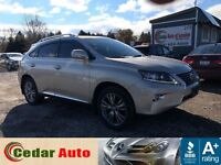 2013 Lexus RX 350 Premium London Ontario Preview