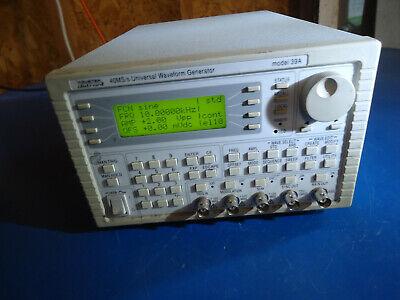 Wavetek Model 39a 40mss Universal Waveform Generator 1