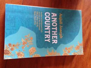 Another Country by Anjali Joseph  EXCELLENT COND  p back copy Mount Gravatt Brisbane