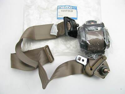 NOS Genuine OEM 1990-1991 Mazda B2200 & B2600 Pickup Truck Front Seat Belt